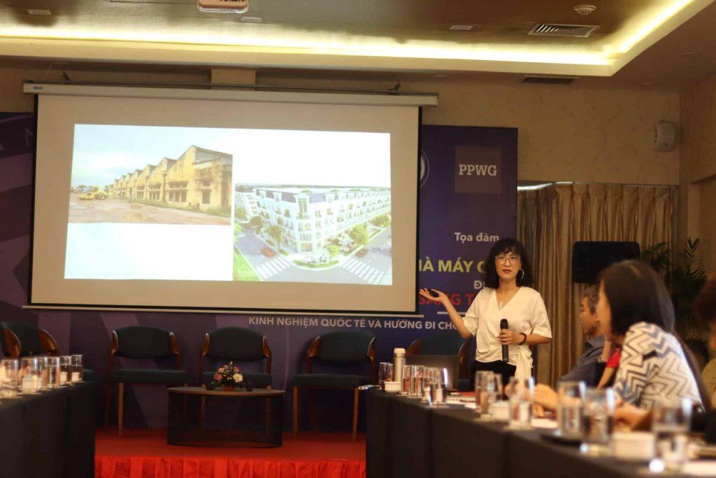 PGS. TS. KTS. Phạm Thúy Loan, Phó Viện trưởng Viện kiến trúc quốc gia, Bộ Xây dựng